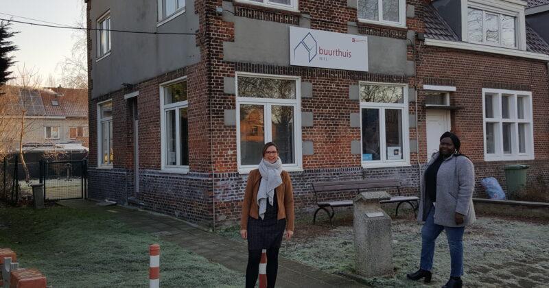Thuiskomen in je buurt – integratie
